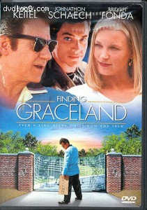 Finding Graceland Cover
