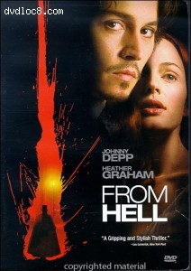 From Hell (Single-Disc Edition)