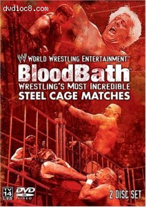 WWE Bloodbath - The Most Incredible Cage Matches