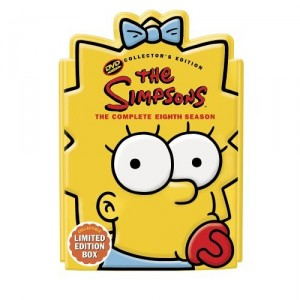 Simpsons, The: The Complete Eighth Season (Maggie Collectible Packaging)
