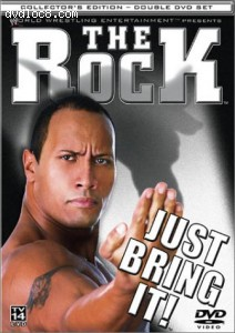 WWE - The Rock - Just Bring It! (Collector's Edition)
