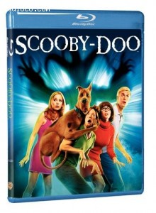 Scooby Doo - The Movie [Blu-ray] Cover