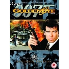 GoldenEye Uncut: Ultimate Edition 2-Disc DVD Set (Region 2) Cover