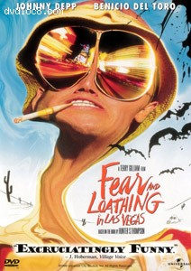 Fear and Loathing in Las Vegas (Nordic Edition) Cover
