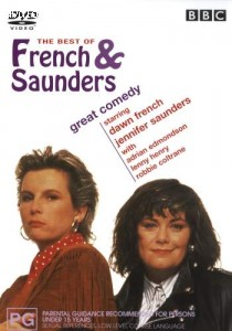 French and Saunders-The Best Of Cover