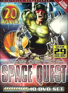 Space Quest Cover