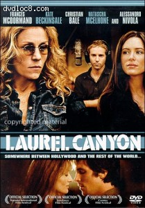 Laurel Canyon Cover