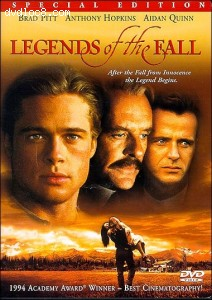 Legends Of The Fall: Special Edition Cover