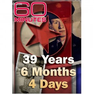 60 Minutes - 39 Years, 6 Months, 4 Days (October 23, 2005) Cover