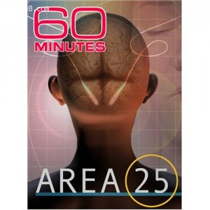 60 Minutes - Area 25 (October 01, 2006) Cover