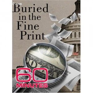 60 Minutes - Buried in The Fine Print (November 05, 2006) Cover
