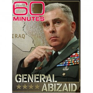 60 Minutes - General Abizaid (November 26, 2006) Cover