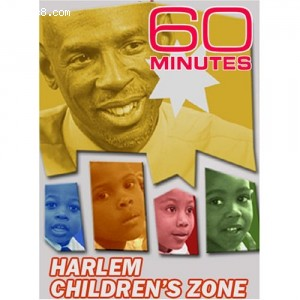 60 Minutes - The Harlem Children's Zone (May 14, 2006) Cover