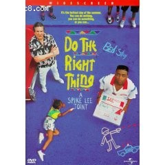 Do the Right Thing Cover