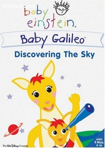 Baby Einstein - Baby Galileo - Discovering the Sky Cover
