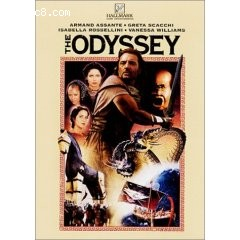 Odyssey, The Cover