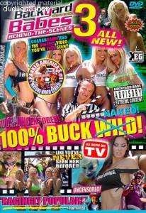 Backyard Babes, Vol. 3: 100% Buck Wild!, The