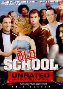 Old School (Unrated Fullscreen)