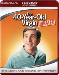 40-Year-Old Virgin (Unrated Special Edition) [HD DVD], The