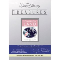 Tomorrowland: Disney in Space and Beyond: Walt Disney Treasures