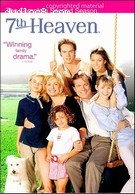 7th Heaven - The Complete Seasons 1 to 3 Cover
