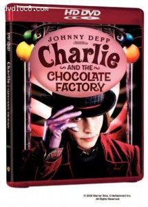 Charlie & the Chocolate Factory [HD DVD]