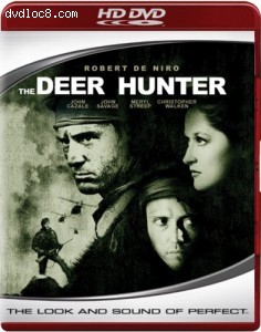 Deer Hunter, The (HD DVD) Cover