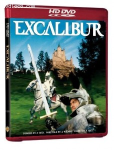 Excalibur [HD DVD] Cover