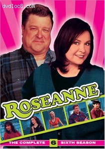 Roseanne - The Complete Sixth Season Cover