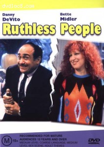 Ruthless People Cover