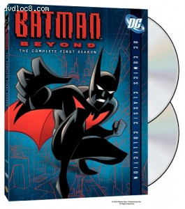Batman Beyond - The Complete First Season (DC Comics Classic Collection)