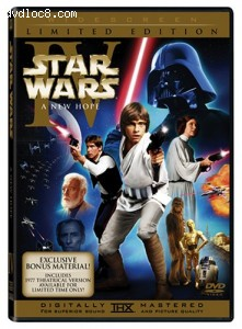 Star Wars Episode IV - A New Hope (1977 & 2004 Versions, 2-Disc Widescreen Edition)