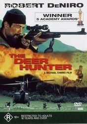 Deer Hunter, The Cover