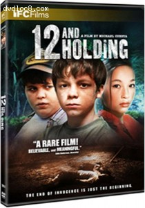 12 and Holding Cover