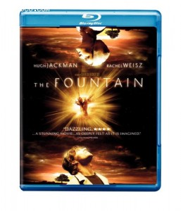 Fountain [Blu-ray], The Cover