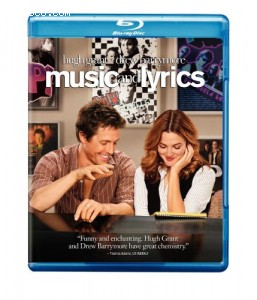 Music and Lyrics [Blu-ray] Cover
