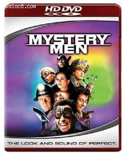 Mystery Men [HD DVD] Cover