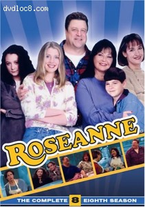 Roseanne - Season Eight Cover