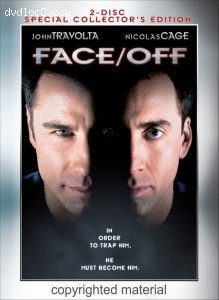 Face/Off: Special Edition Cover