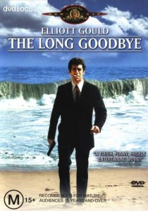 Long Goodbye, The Cover
