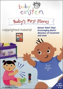 Baby Einstein - Baby's First Moves Cover