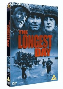Longest Day, The - Single Disc Edition Cover