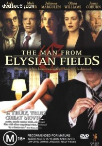 Man from Elysian Fields, The Cover