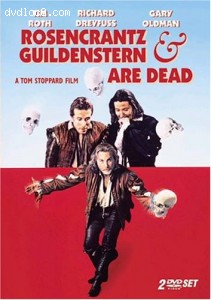 Rosencrantz & Guildenstern Are Dead Cover