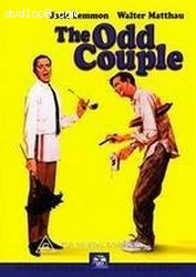 Odd Couple, The Cover