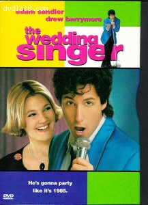 Wedding Singer, The Cover