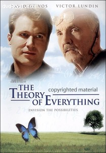 Theory of Everything, The Cover
