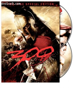 300 (Widescreen Two-Disc Special Edition) Cover