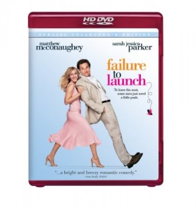 Failure to Launch [HD DVD] Cover
