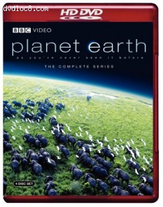 Planet Earth - The Complete BBC Series [HD DVD] Cover